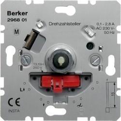 Механизм поворотного светорегулятора Berker Коллекции Berker,Вт, 296801