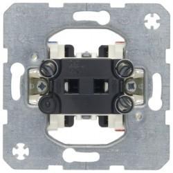 Механизм выключателя 1-клавишного двухполюсного Berker Коллекции Berker, скрытый монтаж, 3032