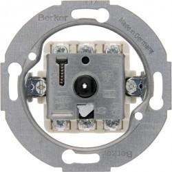 Механизм поворотного выключателя двухполюсного Berker, 383800