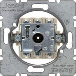 Механизм поворотного выключателя для жалюзи двухполюсного Berker Коллекции Berker, 3842