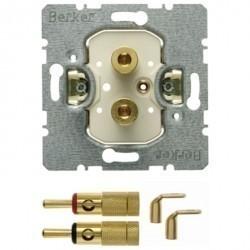 Механизм аудио-розетки Berker коллекции Berker, 450502