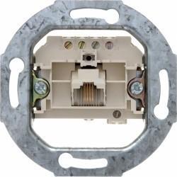 Механизм розетки 1xRJ12/RJ45 Cat.3 Berker коллекции Berker, 4568