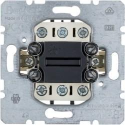 Механизм переключателя 1-клавишного двухполюсного Berker Коллекции Berker, скрытый монтаж, 67303909