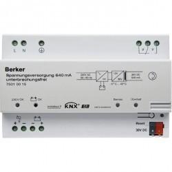 Блок питания 640 мА, REG цвет: светло-серый instabus KNX/EIB