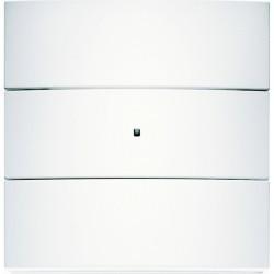 KNX B.IQ Клавишный сенсор Комфорт, 3-канальный, бел. матовый