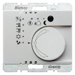 KNX Arsys KNX Регулятор температуры с кнопочным интерфейсом, бел.