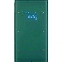 Touch sensor, 2-канальный, стекло, with thermostat, полярн.белый, R.3