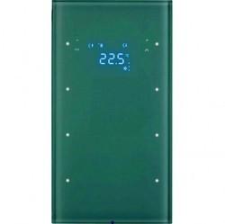 Touch sensor, 3-канальный, стекло, with thermostat, полярн.белый, R.3