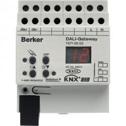 KNX DALI-Gateway REG цвет: светло-серый instabus