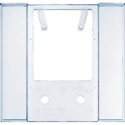 KNX Поле для надписи для 5-канальных клавишных сенсоров B.IQ поверхность: бесцветная, прозрачная B.I