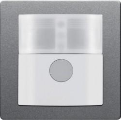 Линза датчика движения Berker, алюминий бархатный, 85341224