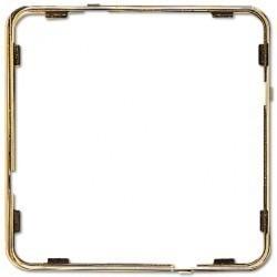 CD500 Внутренняя цветная рамка; полированное золото