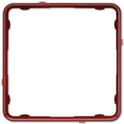 CD500 Внутренняя цветная рамка; красный металлик