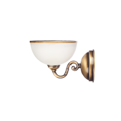 Бра BENETTI Classic Impero античная бронза 1хЕ27 CLS-412-4070-01/B