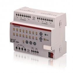Светорегулятор DALI 8 каналов, DLR/S 8.16.1M