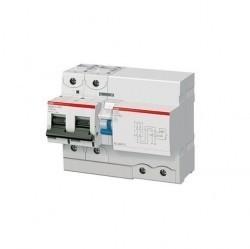 Дифавтомат ABB DS800 2P 125А (B) 50кА 30мА (A AP-R), 2CCB862004R0845