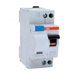 Дифавтомат ABB DSР941R 1P+N 20А (C) 4,5кА 30мА (AC), 2CSR145001R1204