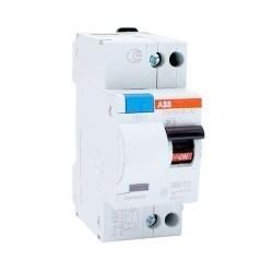 Дифавтомат ABB DSР941R 1P+N 40А (C) 4,5кА 30мА (AC), 2CSR145001R1404