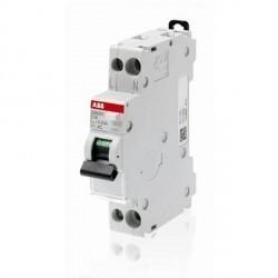 Дифавтомат ABB DSN200 2P 10А (C) 6кА 10мА (A), 2CSR255150R0104