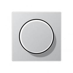 Накладка на светорегулятор Jung ECO PROFI, алюминий, EP1540BFAL