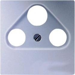 Накладка на светорегулятор Jung ECO PROFI, алюминий, EP561BFPLSATAL