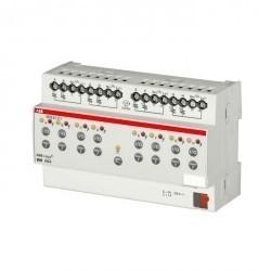 Активатор для термоэлектрических приводов, 8-канальный, 1A, MDRC, ES/S 8.1.2.1