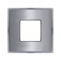 Рамка 1 пост Fede BELLE EPOQUE, bright chrome, FD01431CBCB