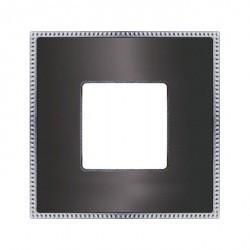 Рамка 1 пост Fede BELLE EPOQUE, graphite, FD01431GRCB