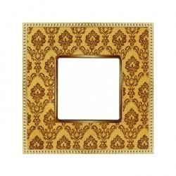 Рамка 1 пост Fede BELLE EPOQUE, gold/bright gold, FD01441DGOB