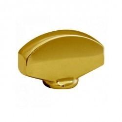 Fede Поворотная ручка овального типа, Bright Gold