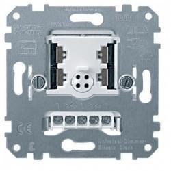 Выключатель поворотный Fede Коллекции FEDE, с подсветкой, bright chrome, FD03111-CB