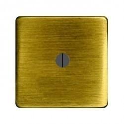 Выключатель поворотный на два направления Fede Коллекции FEDE, bright patina, FD03140-PB