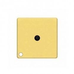 Выключатель поворотный двухполюсный Fede Коллекции FEDE, bright gold, FD03160-OB