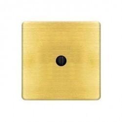 Выключатель поворотный двухполюсный Fede Коллекции FEDE, bright patina, FD03160-PB