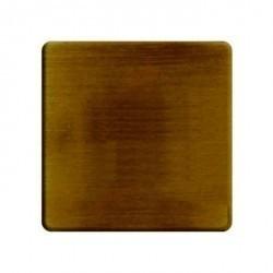 Заглушка Fede, matt patina, FD04319PM