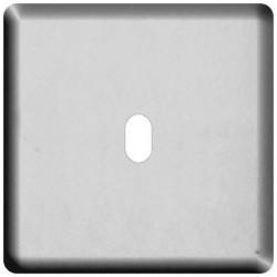 Накладка на тумблер Fede, белый, FD04320