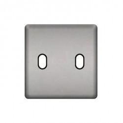 Накладка на тумблер Fede, черный, FD04321-M
