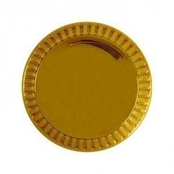 Накладка на светорегулятор Fede, bright gold, FD04322OB