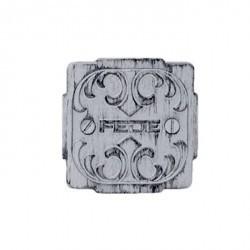Fede Элемент универсальный для труб, Antique Silver/черный
