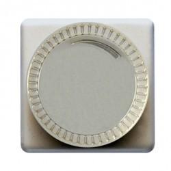 Светорегулятор поворотный Fede Коллекции FEDE, 500 Вт, белый, FD16438