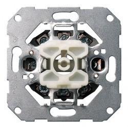 Механизм выключателя 1-клавишного трехполюсного Gira Коллекции GIRA, скрытый монтаж, 010300