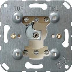 Механизм поворотного выключателя двухполюсного Gira Коллекции GIRA, 014400