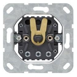 Механизм поворотного переключателя для жалюзи двухполюсного Gira Коллекции GIRA, 015700