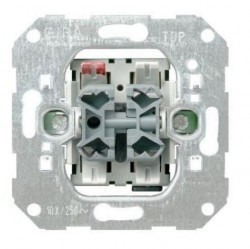 Механизм кнопочного выключателя для жалюзи 2-клавишного Gira Коллекции GIRA, 015900