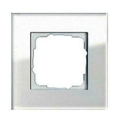 Рамка 1 пост Gira ESPRIT, белый, 021112