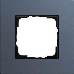 Рамка 1 пост Gira ESPRIT, синий, 0211227
