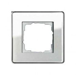 Рамка 1 пост Gira ESPRIT, белый, 0211512