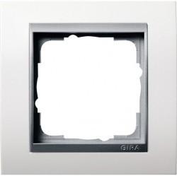 Рамка 1 пост Gira EVENT, чисто-белый, 0211806