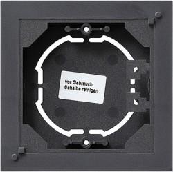 E2 Event Esprit Коробка плоская для открытого монтажа, антрацит