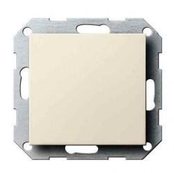 Заглушка Gira SYSTEM 55, кремовый глянцевый, 026801